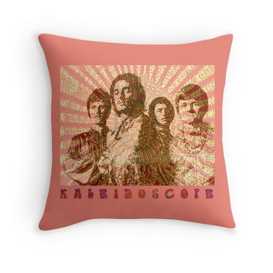 Kaleidoscope UK Band Tangerine Dream