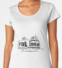 rat Look Women's Premium T-Shirt