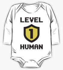 Level 1 Human Baby Body Langarm