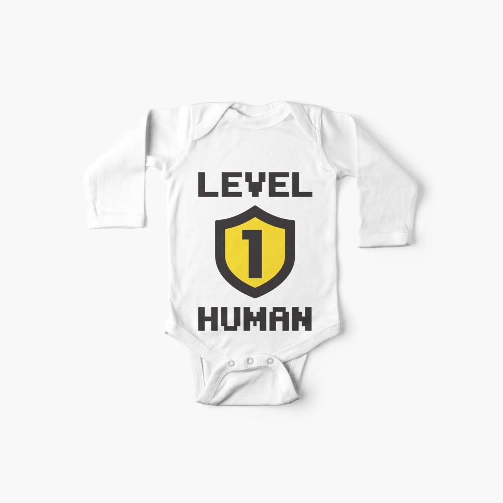Level 1 Human Baby Bodys