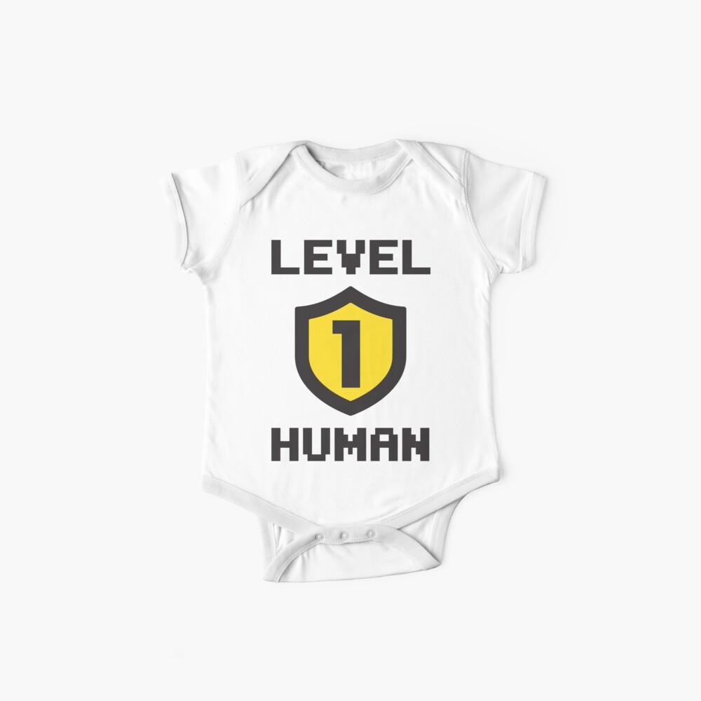 Nivel 1 humano Body para bebé