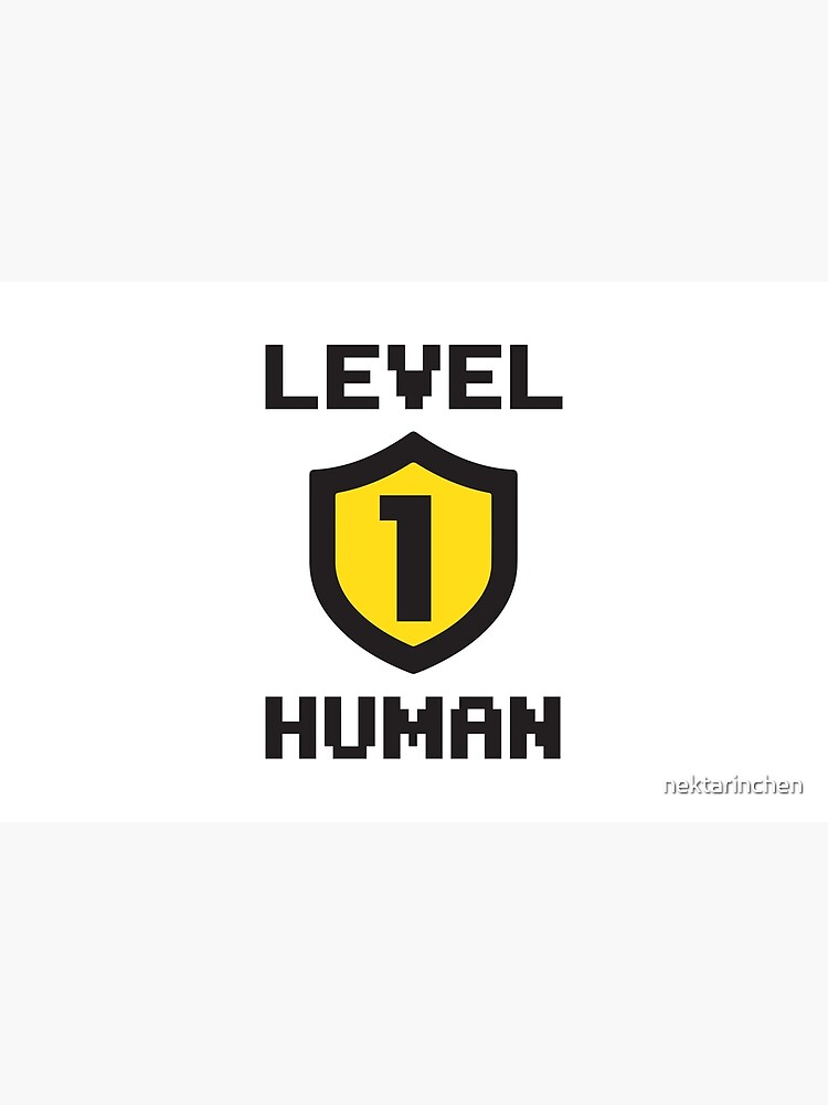 Level 1 Human by nektarinchen