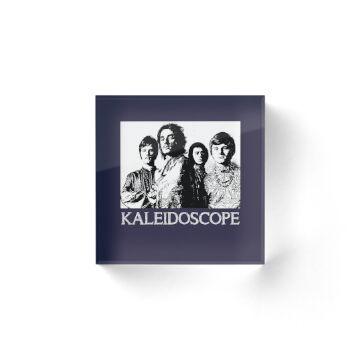 Kaleidoscope Band B&W