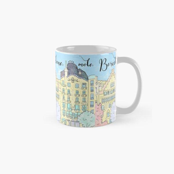 Barcelona mola by Alice Monber Classic Mug