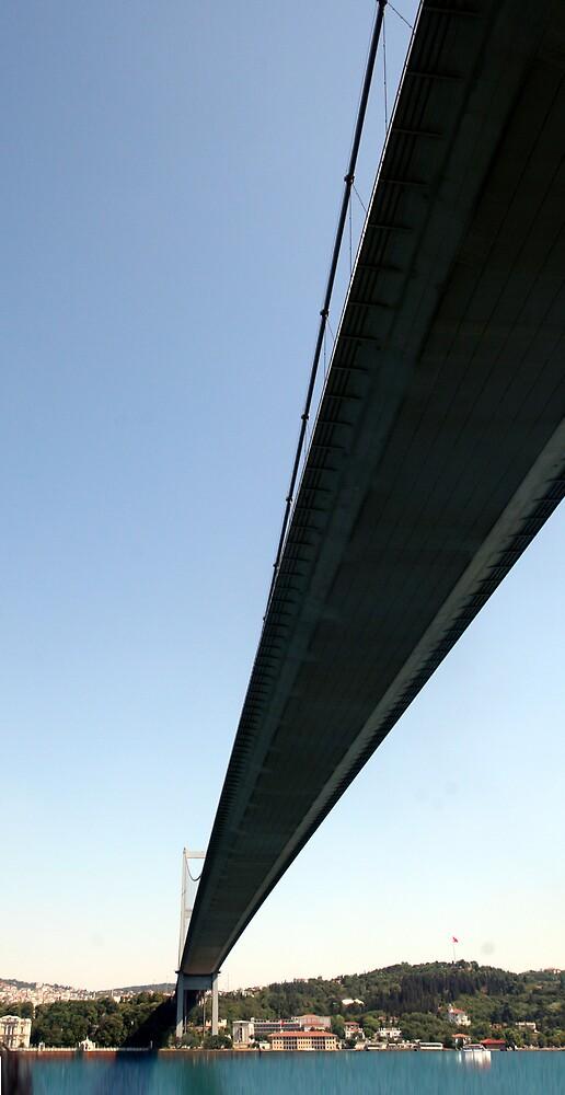 Under the bridge by AynurG