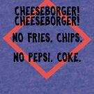 CHEESEBORGER! CHEESEBORGER! by dodadue89