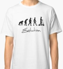 Scooter Evolution Classic T-Shirt
