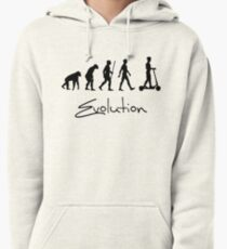 Scooter Evolution Pullover Hoodie