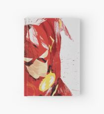 Blink and you'll miss it Hardcover Journal