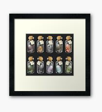 Dragon Eggs *Complete collection* Framed Print