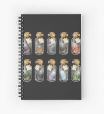 Dragon Eggs *Complete collection* Spiral Notebook