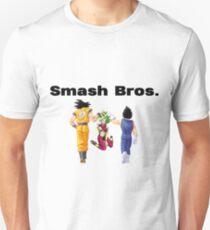 Goku and Vegeta about to SMASH  Unisex T-Shirt