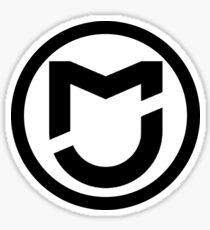 Mijia Circle Sticker