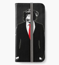 Domesticated Monkey iPhone Wallet/Case/Skin
