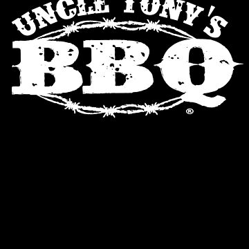 Uncle Tony's BBQ Gift by fungear