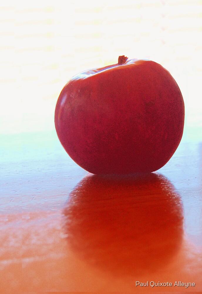 BIG RED by Paul Quixote Alleyne