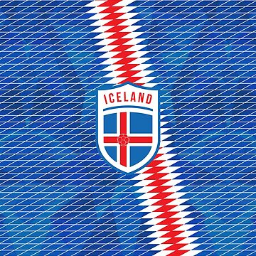 Iceland Football by fimbisdesigns