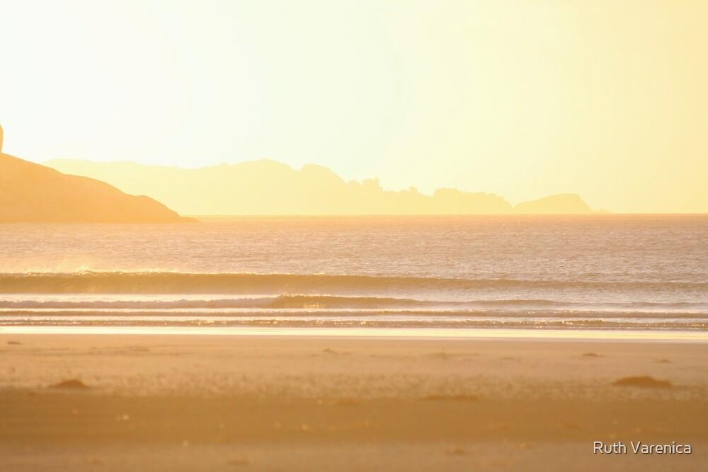 Oberon Bay Sunset 2 by Ruth Varenica