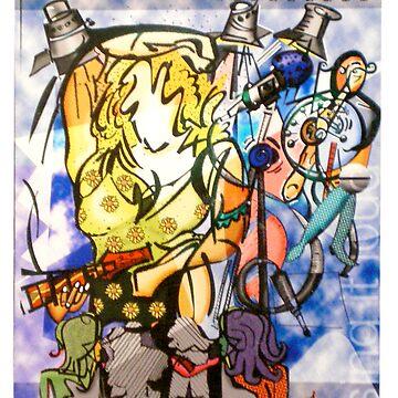 singer by bluefondue
