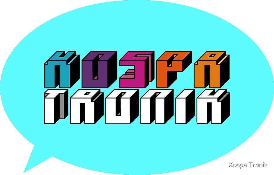 XospaTronik Logo by Xospa Tronik