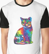cat drawing Graphic T-Shirt
