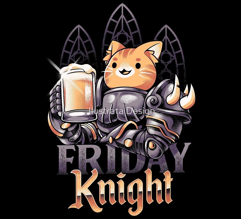Friday Knight by Ilustrata Design