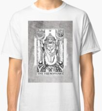 Tarot / The Hierophant / Rider Waite Classic T-Shirt