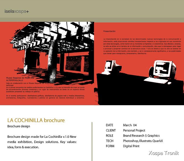 Brochure by Xospa Tronik