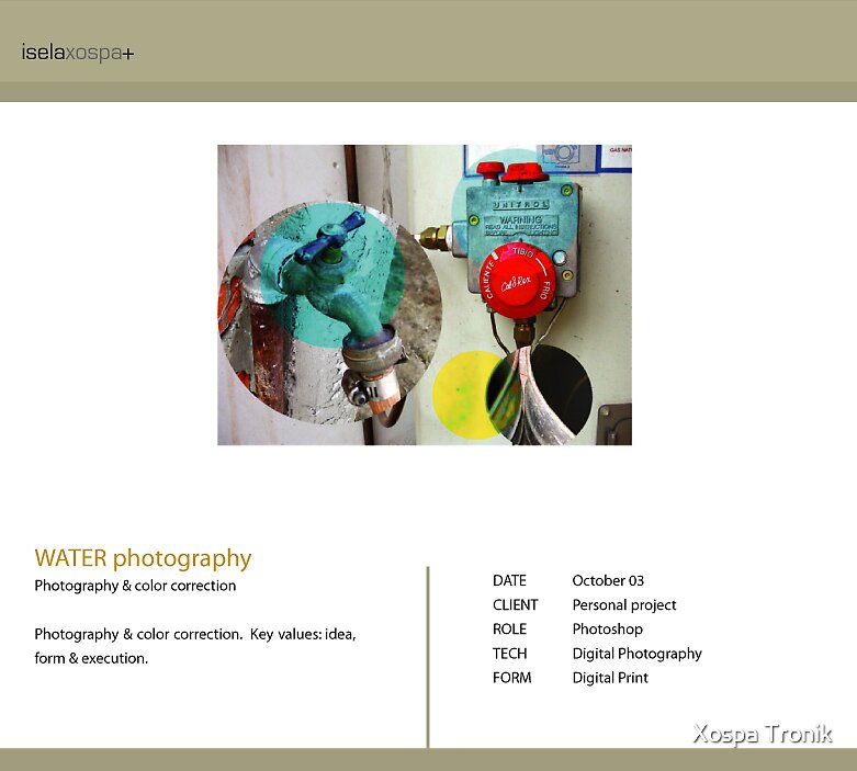 photography Excercise by Xospa Tronik