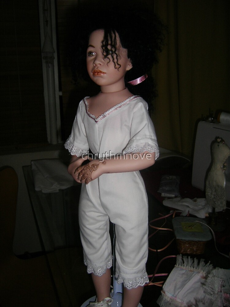 Doll photographs; not drawings! by chrythmnove