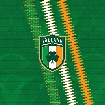 Ireland Football by fimbisdesigns