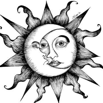 Mystic Sun by albertosm