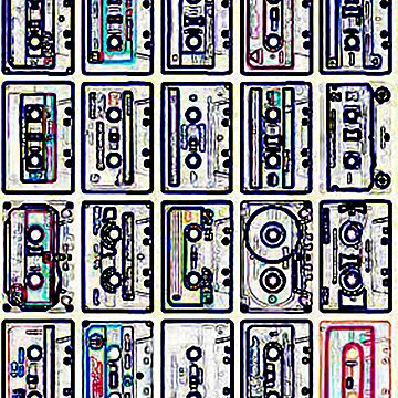 Cassettes by procrest
