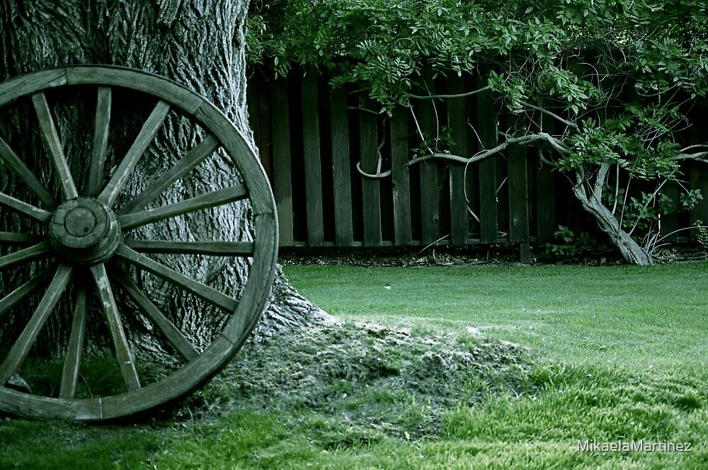 Wheel by MikaelaMartinez