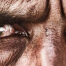 Hypnotic Eyes, India 2008 by Tash  Menon