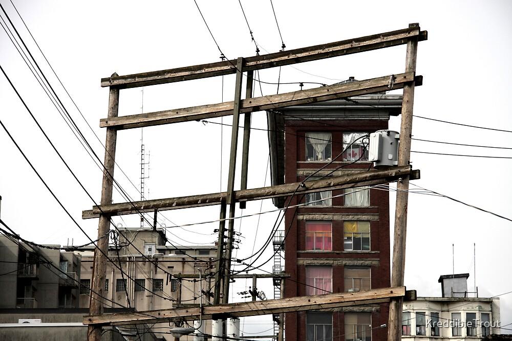urban geometry by KreddibleTrout
