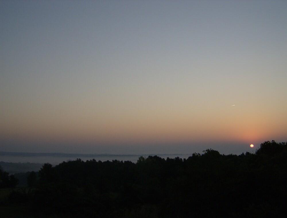 Early Morning Sun by Sarita76