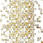 Gold Mosaic by -Patternation-