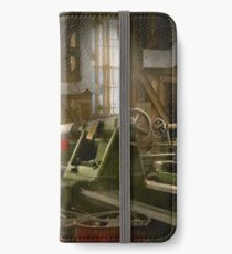 Machinist - Lock, stock, and barrel 1936 iPhone Wallet/Case/Skin