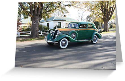 1934 Studebaker by PaulWJewell