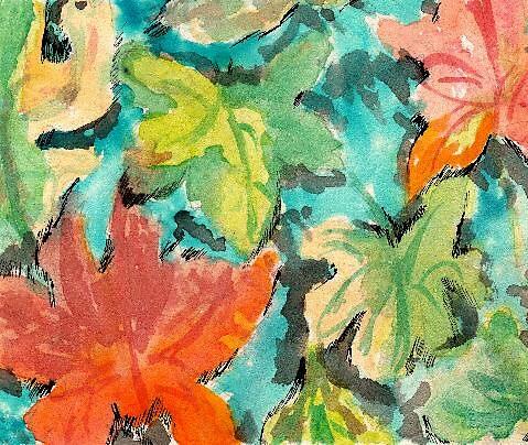 leaves by Xospa Tronik