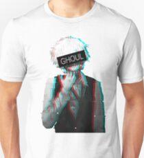Camiseta ajustada Ghoul de Tokio - Ken Kaneki