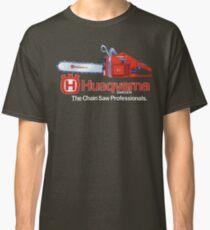 Husqvarna Chainsaws Classic T-Shirt