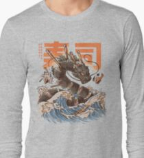 Great Sushi Dragon  Long Sleeve T-Shirt
