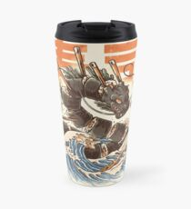 Great Sushi Dragon  Travel Mug