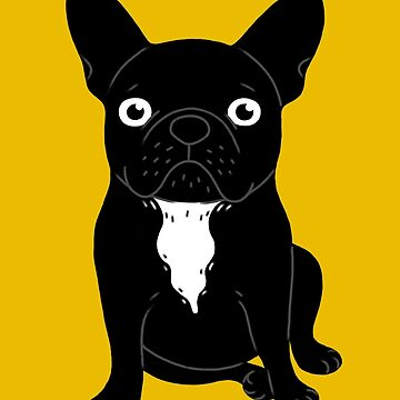 Brindle Frenchie needs some love and attention by cheesim