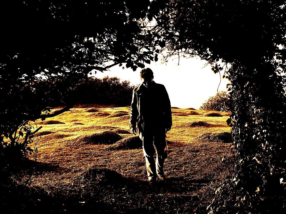Walk into darkness by Slider101