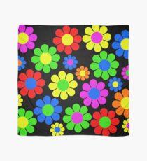 Hippie-Blumen-Gänseblümchen-Frühlings-Muster Tuch