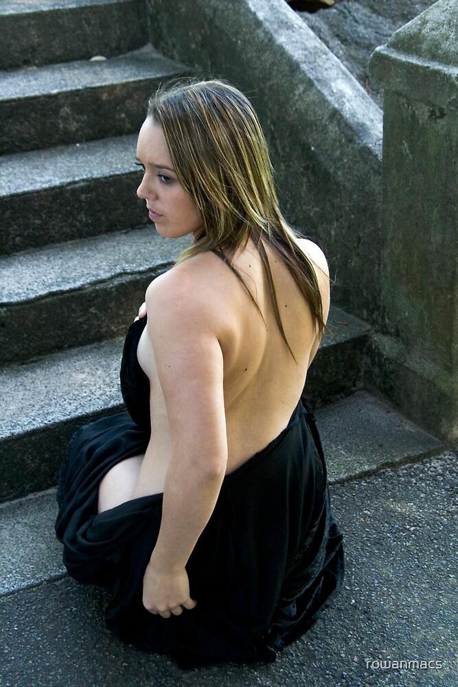 Portrait - Nude by rowanmacs