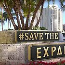 #SaveTheExpanse by newyorktaxi